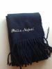 Bordado personalizado en bufanda