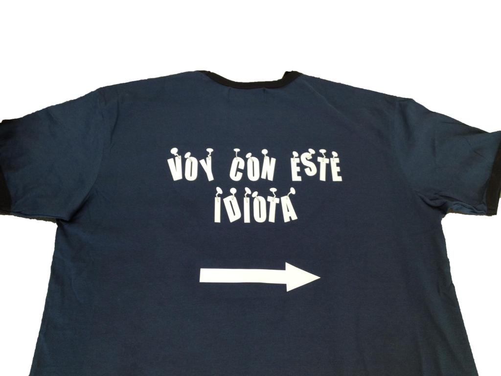 Camisetas Rotulux