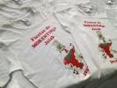 Camisetas para fiestas.