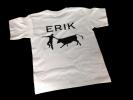 Camiseta recortador personalizada.